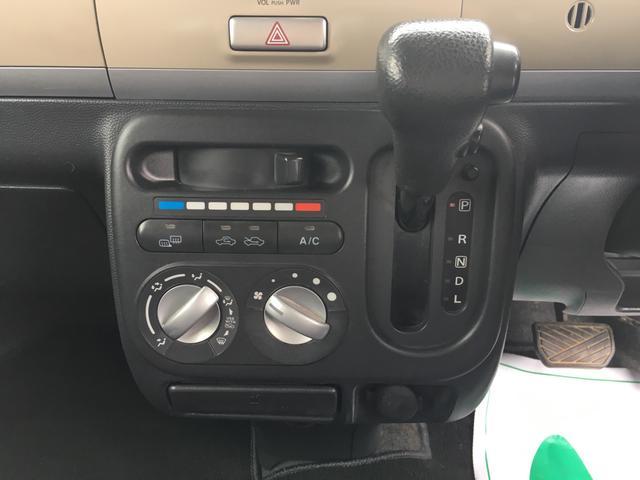 スズキ アルトラパン G CD シートヒーター フルフラット