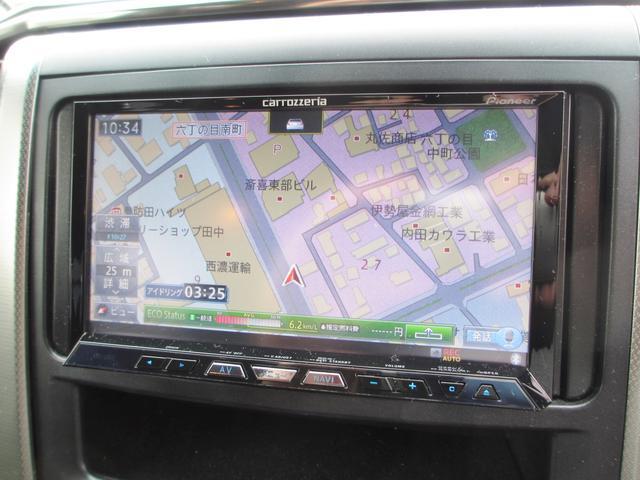 トヨタ ヴェルファイア 2.4Z Gエディション 社外HDDナビ Bカメ 前後ソナー