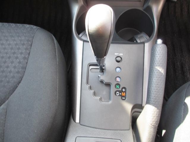 トヨタ ヴァンガード 240S Sパッケージ 4WD 純正18AW 社外HDDナビ