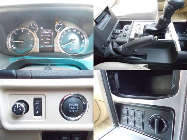 TX Lパッケージ ディーゼル 4WD 1オーナー 禁煙車 ベージュ革シート フルセグナビ バックカメラ(14枚目)