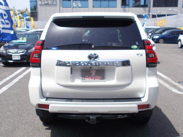 TX Lパッケージ ディーゼル 4WD 1オーナー 禁煙車 ベージュ革シート フルセグナビ バックカメラ(25枚目)