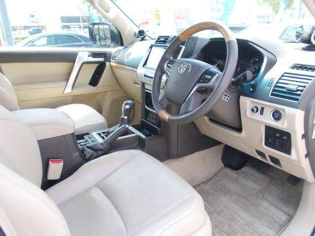 TX Lパッケージ ディーゼル 4WD 1オーナー 禁煙車 ベージュ革シート フルセグナビ バックカメラ(43枚目)