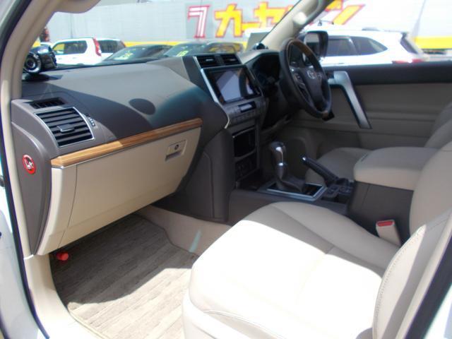 TX Lパッケージ ディーゼル 4WD 1オーナー 禁煙車 ベージュ革シート フルセグナビ バックカメラ(46枚目)