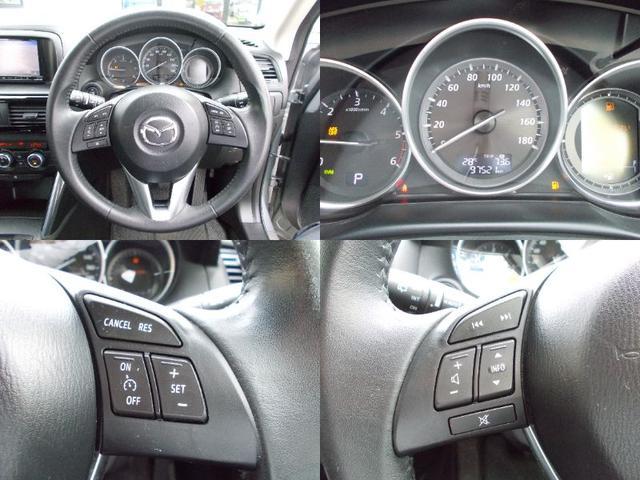 XD 1オーナー 4WD ディーゼルターボ 純正19インチアルミ 衝突被害軽減システム 社外ナビ フルセグ クルーズコントロール ディスチャージヘッドランプ ETC アイドリングストップ 記録簿(11枚目)