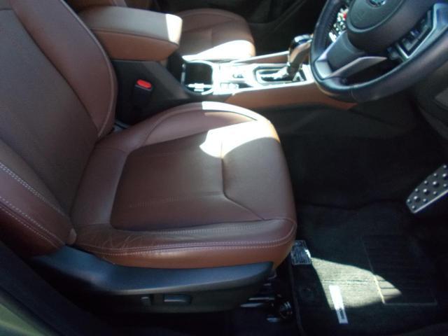 アドバンス 1オーナー 禁煙 4WD レザーシート アイサイトセーフティプラス ドライバーモニタリングシステム LEDヘッドランプ パワーシート 純正AW夏タイヤ 社外AW冬タイヤ付き ルーフレール付き(34枚目)
