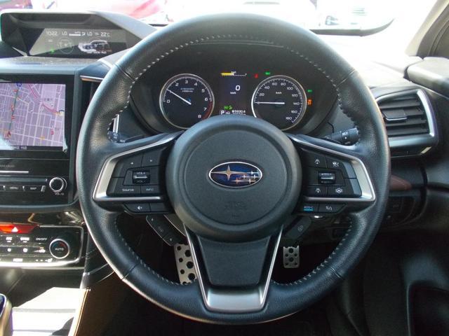 アドバンス 1オーナー 禁煙 4WD レザーシート アイサイトセーフティプラス ドライバーモニタリングシステム LEDヘッドランプ パワーシート 純正AW夏タイヤ 社外AW冬タイヤ付き ルーフレール付き(50枚目)