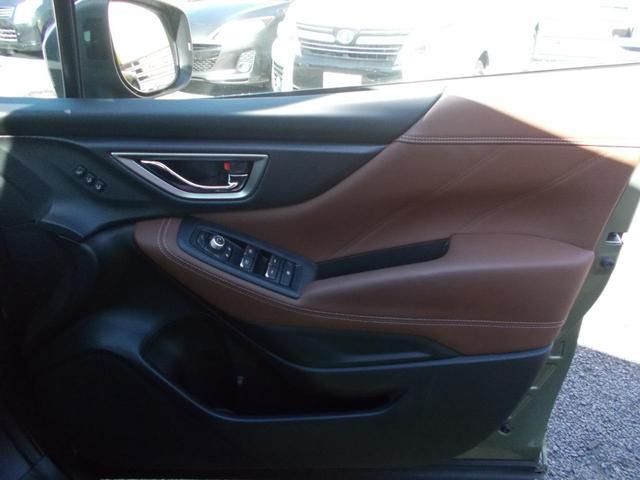 アドバンス 1オーナー 禁煙 4WD レザーシート アイサイトセーフティプラス ドライバーモニタリングシステム LEDヘッドランプ パワーシート 純正AW夏タイヤ 社外AW冬タイヤ付き ルーフレール付き(72枚目)