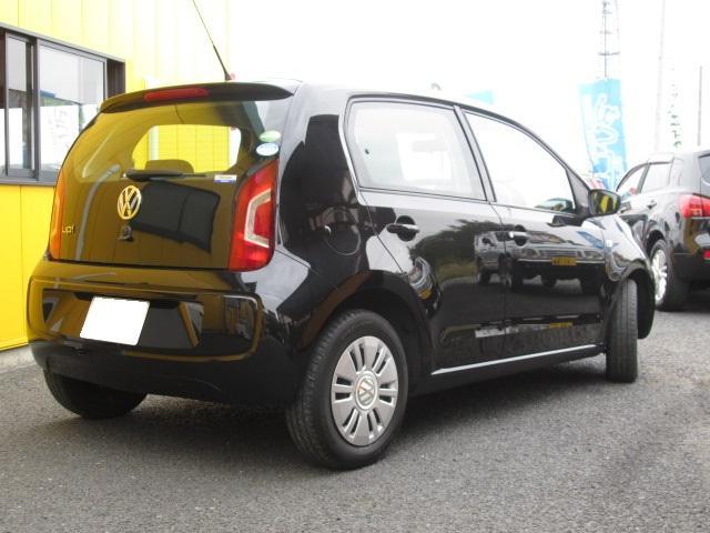 フォルクスワーゲン VW アップ! ムーブ アップ 社外ナビ 地デジ ETC ワンオーナー