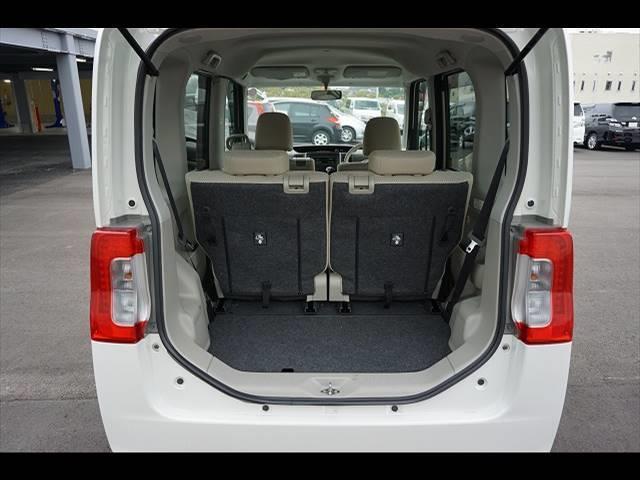 ダイハツ タント X SA 4WD