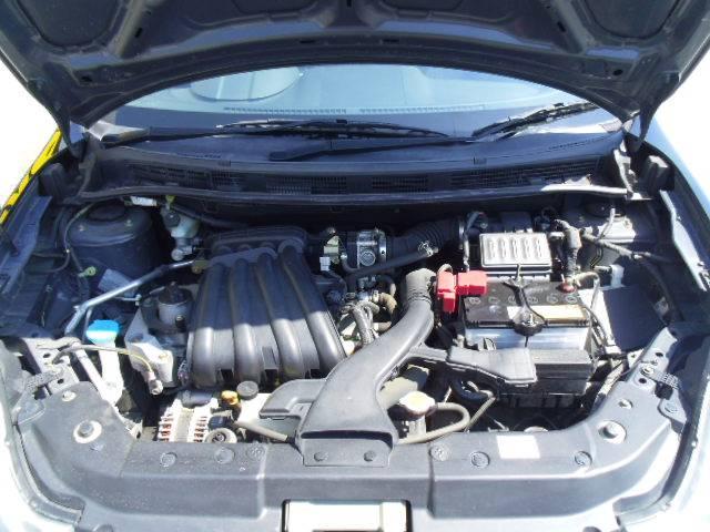 日産 ウイングロード ライダー 4WD 純正アルミCDMDオートエアコンキーレス