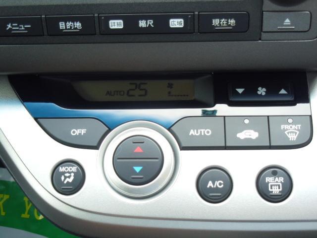 ホンダ ストリーム RSZ HDDナビパッケージ 純正HDDナビバックカメラ