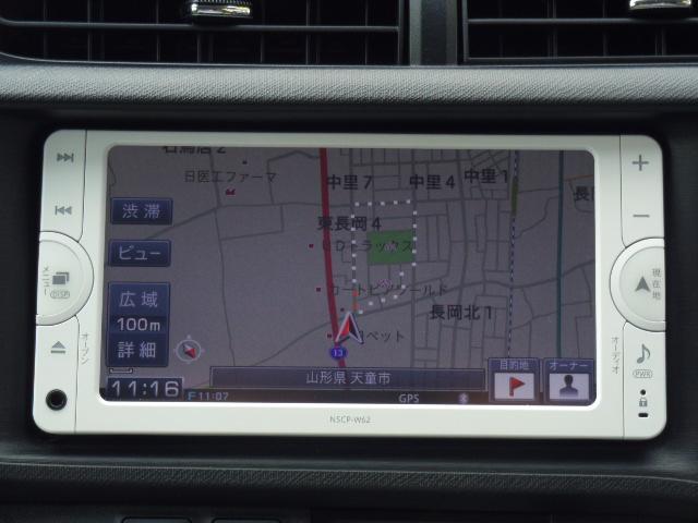 トヨタ アクア S 純正ナビTVバックカメラ横滑り防止装置キーレスETC