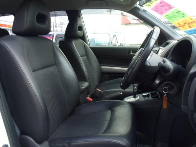 日産 エクストレイル 20Xtt 4WD 純正ナビTV全席シートヒーターHID