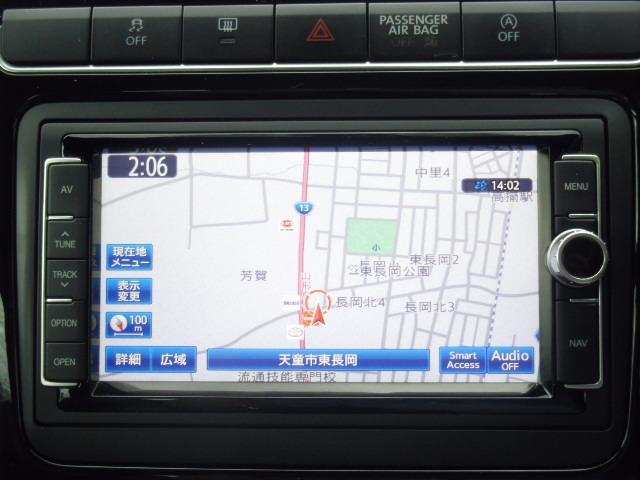フォルクスワーゲン VW ポロ ブルーGTブルーモーション 純正SDナビTVバックカメラ
