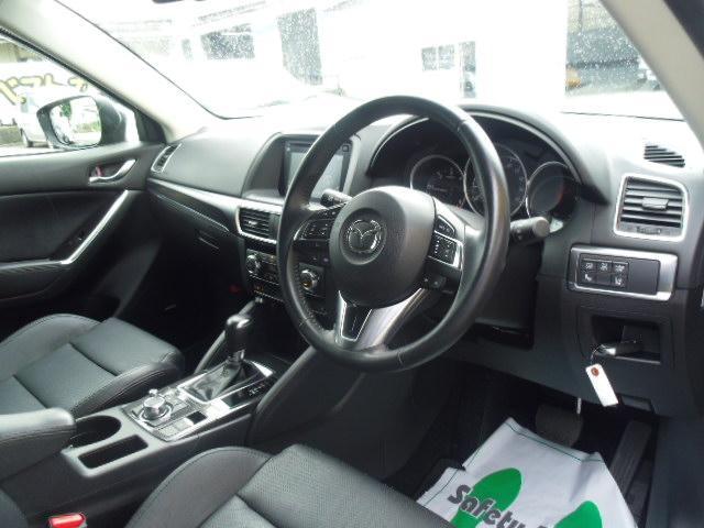 マツダ CX-5 XD Lパッケージ 4WD純正ナビTVバックカメラ本革シート