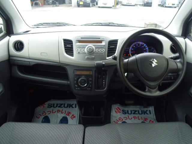 スズキ ワゴンR FX 純正CD エネチャージシートヒーターオートエアコン