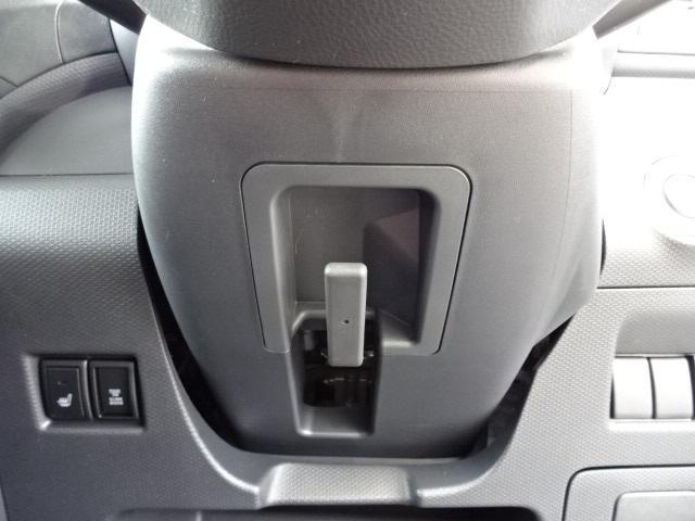 ステアリングチルト機能付き!ハンドルの高さ調整が可能です!