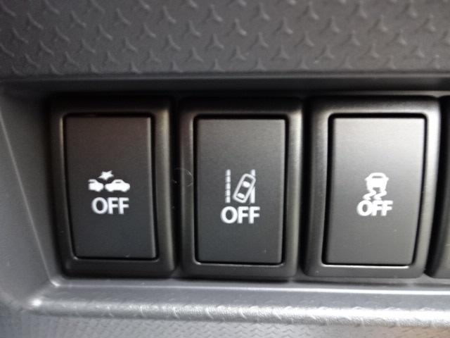 車線逸脱警報装置!