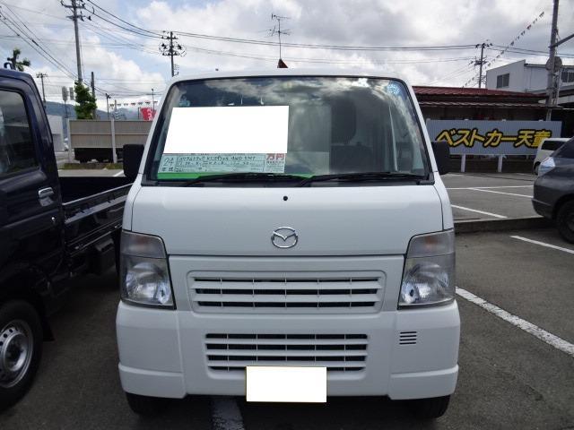 KCスペシャル 4WD 5MTエアコンパワステ純正ラジオ(2枚目)