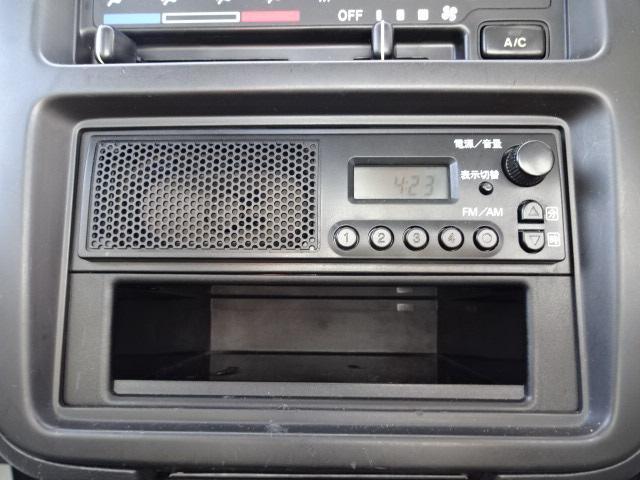 KCスペシャル 4WD 5MTエアコンパワステ純正ラジオ(7枚目)