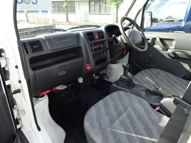 KCスペシャル 4WD 5MTエアコンパワステ純正ラジオ(19枚目)