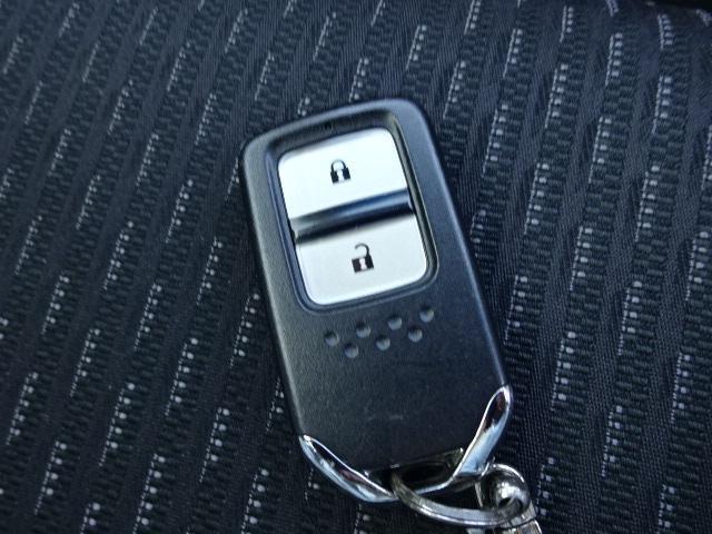 スマートキー!盗難防止機能付きで安全性の高い鍵です!