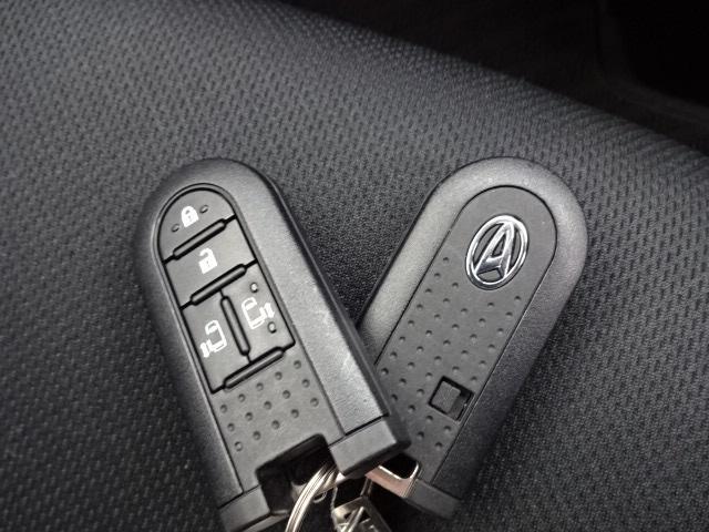 スマートキー×2!盗難防止機能付きで安全性の高い鍵です!
