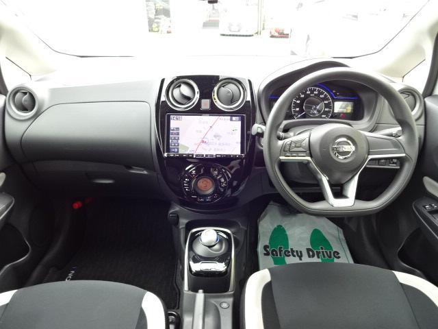 e-パワー X FOUR ブレーキサポート 横滑り防止装置 車線逸脱警報装置 9インチナビTV  Bluetooth バックカメラ ドライブレコーダー インテリジェントルームミラー ワンオーナー 禁煙車 事故歴無し(4枚目)