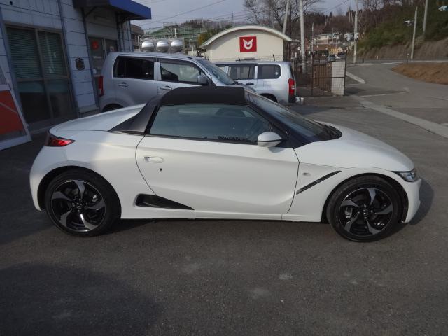 「ホンダ」「S660」「オープンカー」「福島県」の中古車5