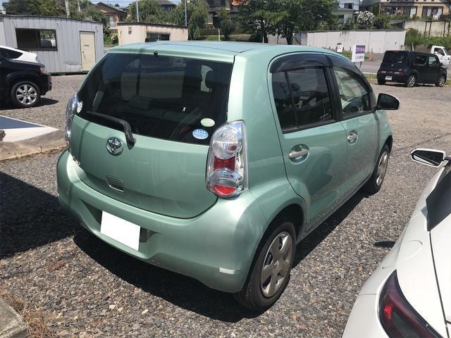 プラスハナ CVT オーディオ付 コンパクトカー Lグリーン(4枚目)