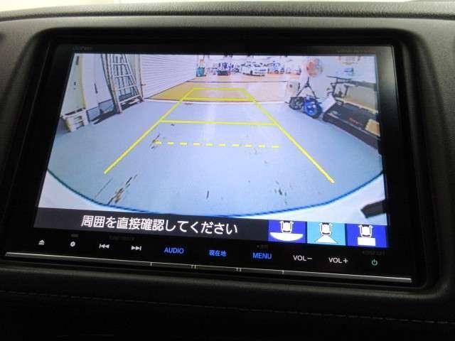 ギャザズメモリーナビ(VXM-165VFEi)を装備しています。インターナビリンクアップフリーで多くの交通情報を取得表示出来ますので、遠出のドライブも安心です。