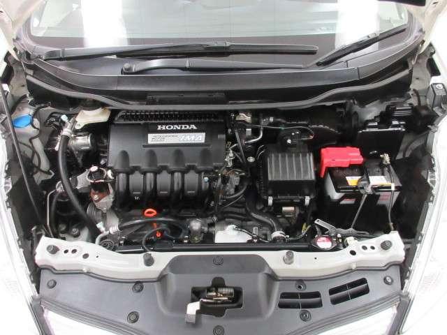 低燃費とハイパワーを両立したハイブリッドシステム