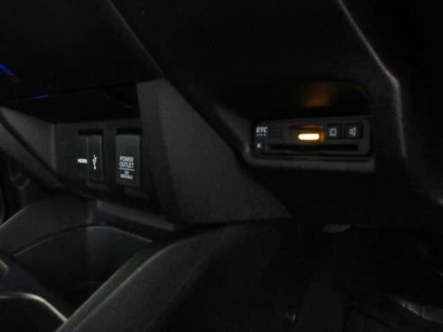 【ETC】ETC装備車です、これさえあれば高速道路も楽々通行できます。お出掛けするのが好きな方には欠かせない装備です!