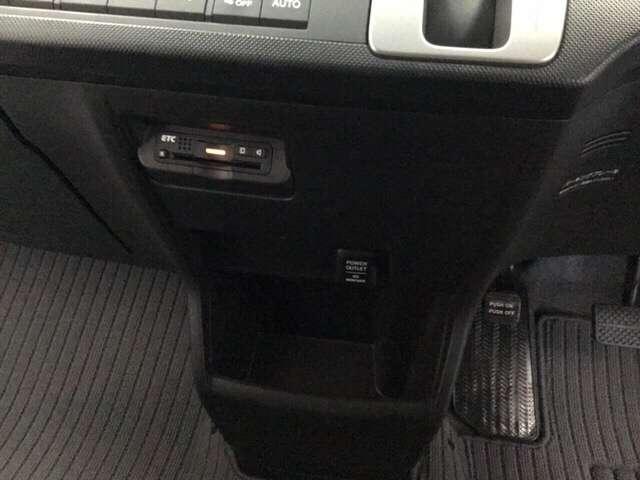 【ETC車載器搭載】・・・高速道路の料金所をスマートに通過できます。