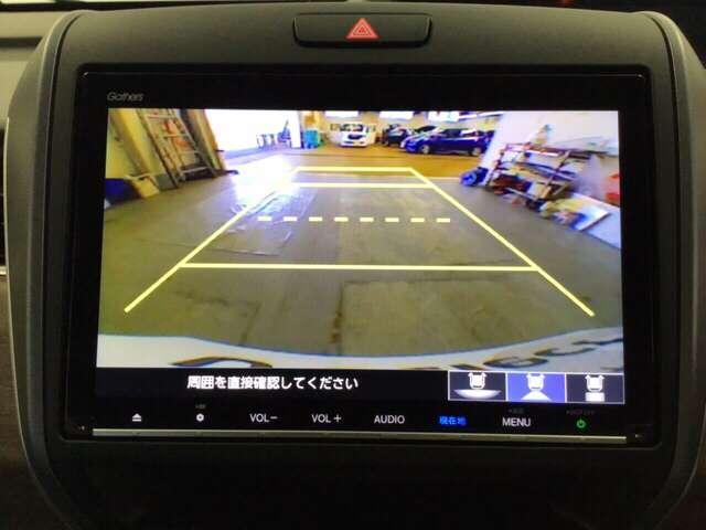 ハイブリッド・Gホンダセンシング Gセンシング 地デジ クルーズコントロール 衝突軽減 LEDヘッドライト Bカメ ナビTV メモリーナビ ETC スマートキー キーレス 盗難防止装置 ABS シートヒーター コーナーセンサー CD(8枚目)
