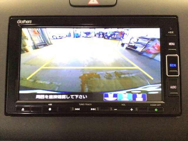 ハイブリッド・Gホンダセンシング 衝突軽減ブレーキ装備 アルミ 地デジ 衝突軽減 LEDヘッドライト Bカメ ナビTV メモリーナビ ETC スマートキー キーレス 盗難防止装置 ABS デュアルパワースライドドア ECON CD(9枚目)