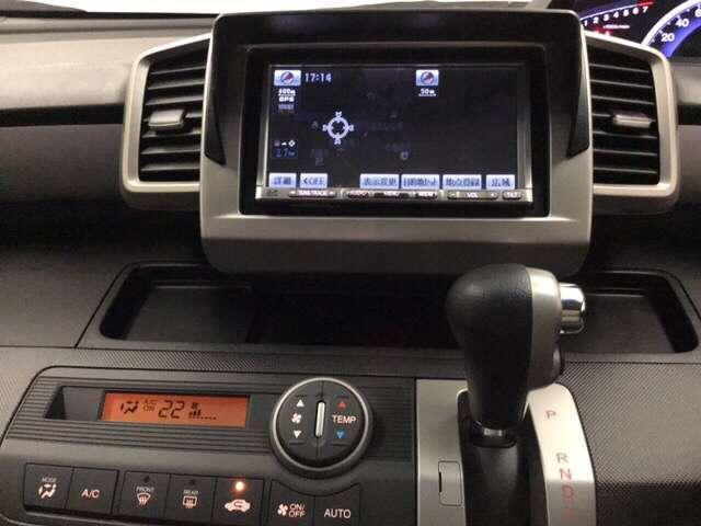 GH 社外ナビ付き キーレス AC AW HID ETC ナビTV メモリーナビ DVD 横滑り防止装置 スマートK 地デジ CDチューナー イモビライザー ABS SRS(8枚目)
