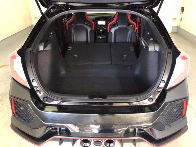 タイプR Hondaインターナビ付き クルーズコントロール ターボ LED ナビ ETC 盗難防止システム キーレス スマートキー アイドリングストップ サイドSRS メモリナビ Bカメ アルミホイール(16枚目)