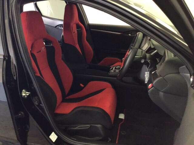 タイプR Hondaインターナビ付き クルーズコントロール ターボ LED ナビ ETC 盗難防止システム キーレス スマートキー アイドリングストップ サイドSRS メモリナビ Bカメ アルミホイール(18枚目)