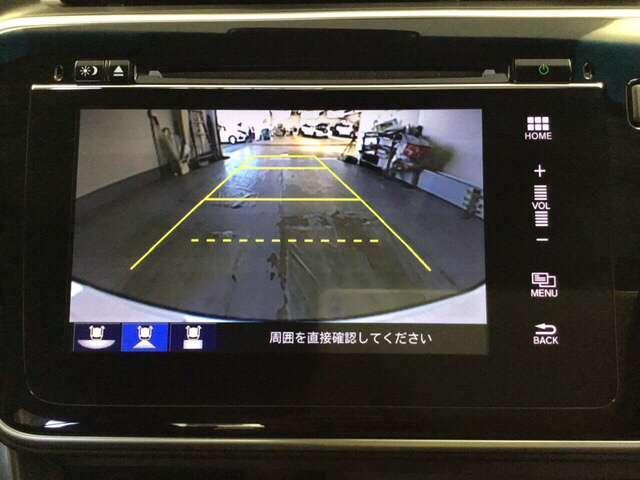 ハイブリッドEX・ホンダセンシング ナビ リアカメラ フルセグ 衝突被害軽減ブレーキ メモリナビ ETC シートヒーター フルセグ(9枚目)