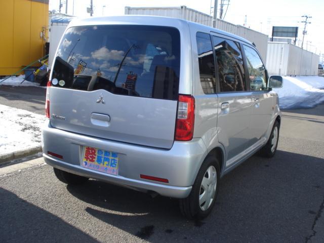 三菱 eKワゴン M キーレス 電格ミラー CD
