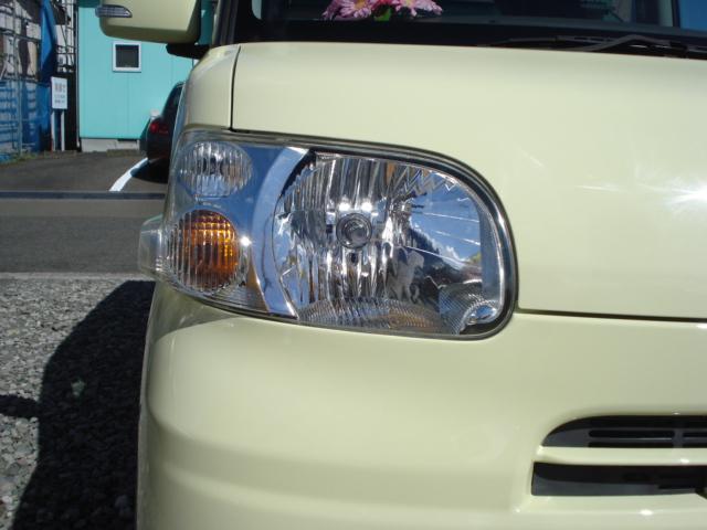 ダイハツ タント Xリミテッドセレクション キーフリー 電動スライド ABS