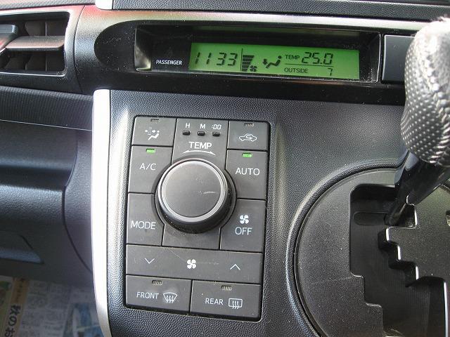 トヨタ ウィッシュ 1.8X HIDセレ 純正CD キーレス VSC TRC