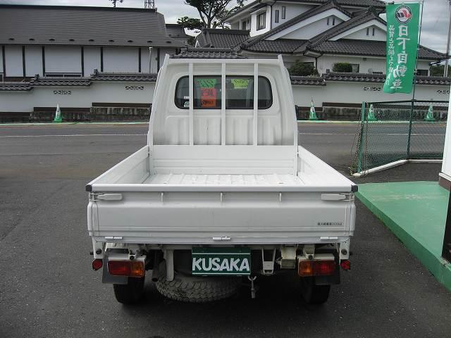 ダイハツ ハイゼットトラック ローダンプ 切替4WD デフロック 4枚リーフスプリング