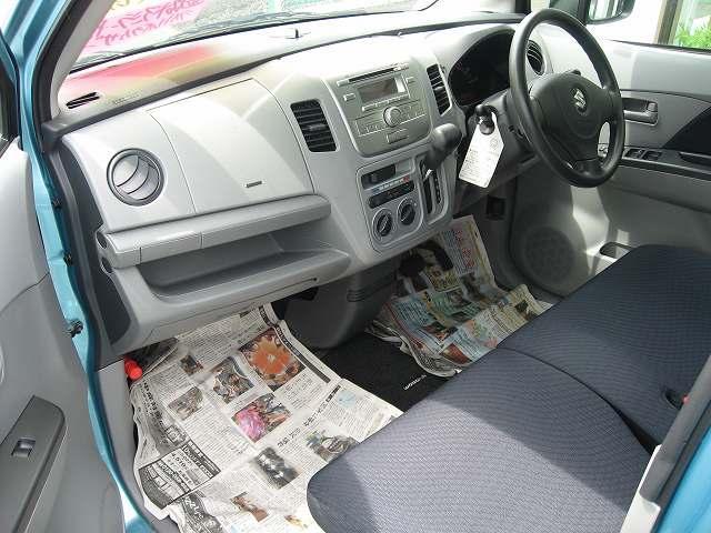 スズキ ワゴンR FX 純正CD キーレス ABS