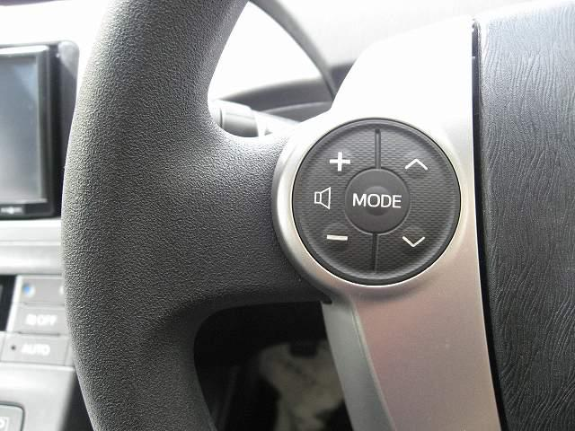トヨタ プリウス L 後期モデル メモリーナビ バックモニター