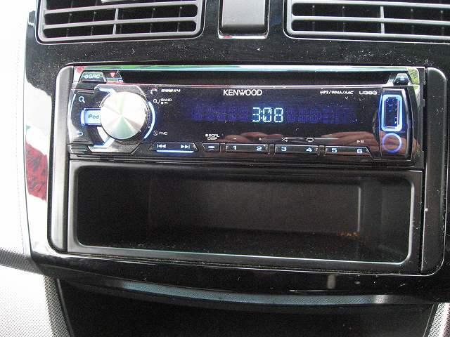 スバル ステラ カスタムRスマアシ CD スマートキー アイドリングストップ