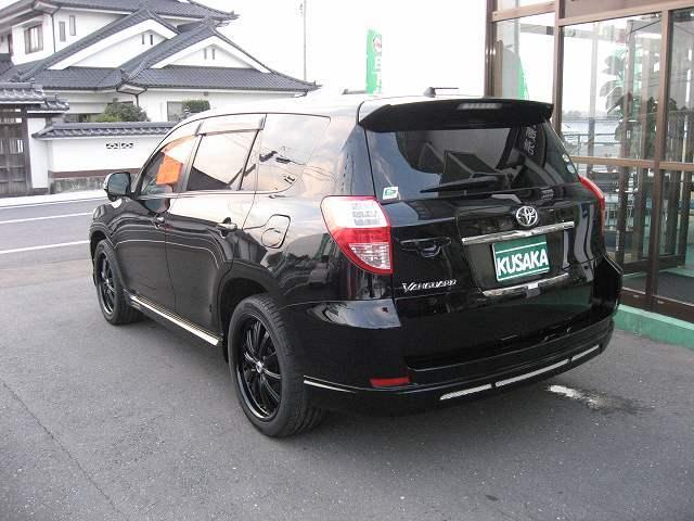 トヨタ ヴァンガード 240S 4WD HDDナビ地デジTV スマ-トキ-