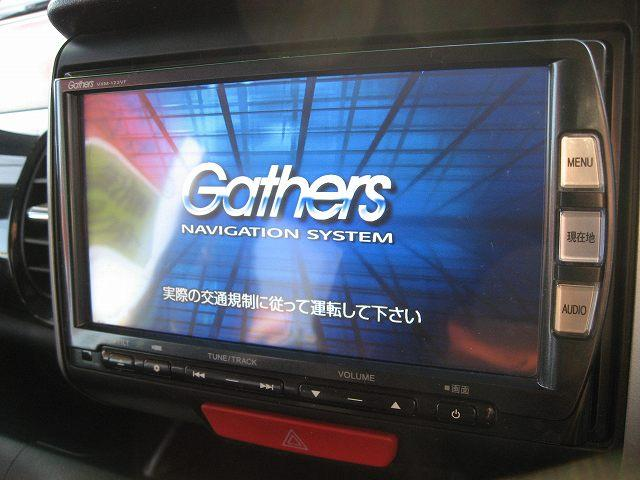 ホンダ N BOXカスタム G・Lパッケージ 純正ナビTV バックモニター 左電動ドア