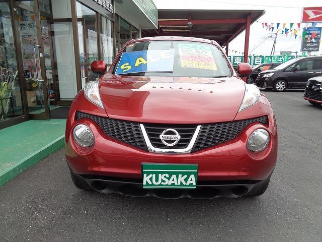 「日産」「ジューク」「SUV・クロカン」「宮城県」の中古車3